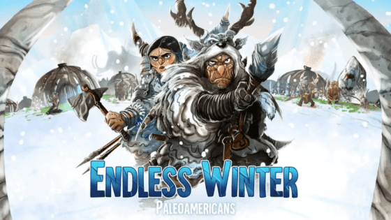 Endless Winter: Paleoamericans -- the science of the board game