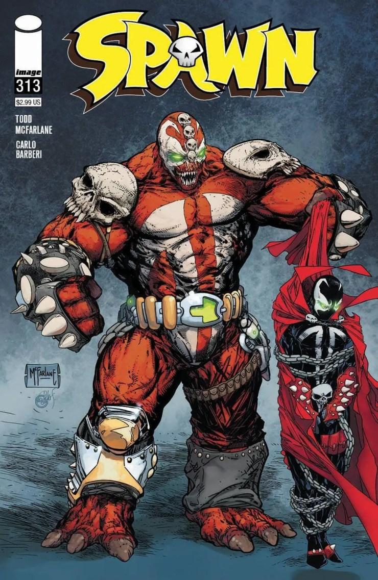 Spawn #313 Image Comics