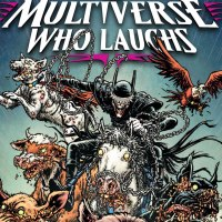 'Dark Nights: Death Metal – The Multiverse Who Laughs' #1 review