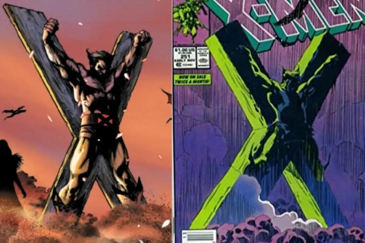 Marauders - X-Men comparison