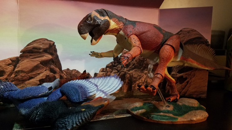 Psittacosaurus review -- Beasts of the Mesozoic