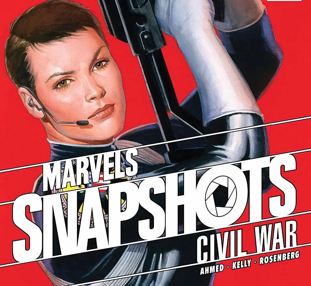 Marvels Snapshots: Civil War