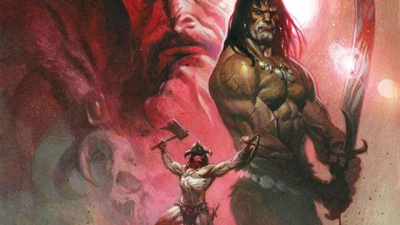 'King-Size Conan' #1 review: A great celebration of the adventurer-warrior