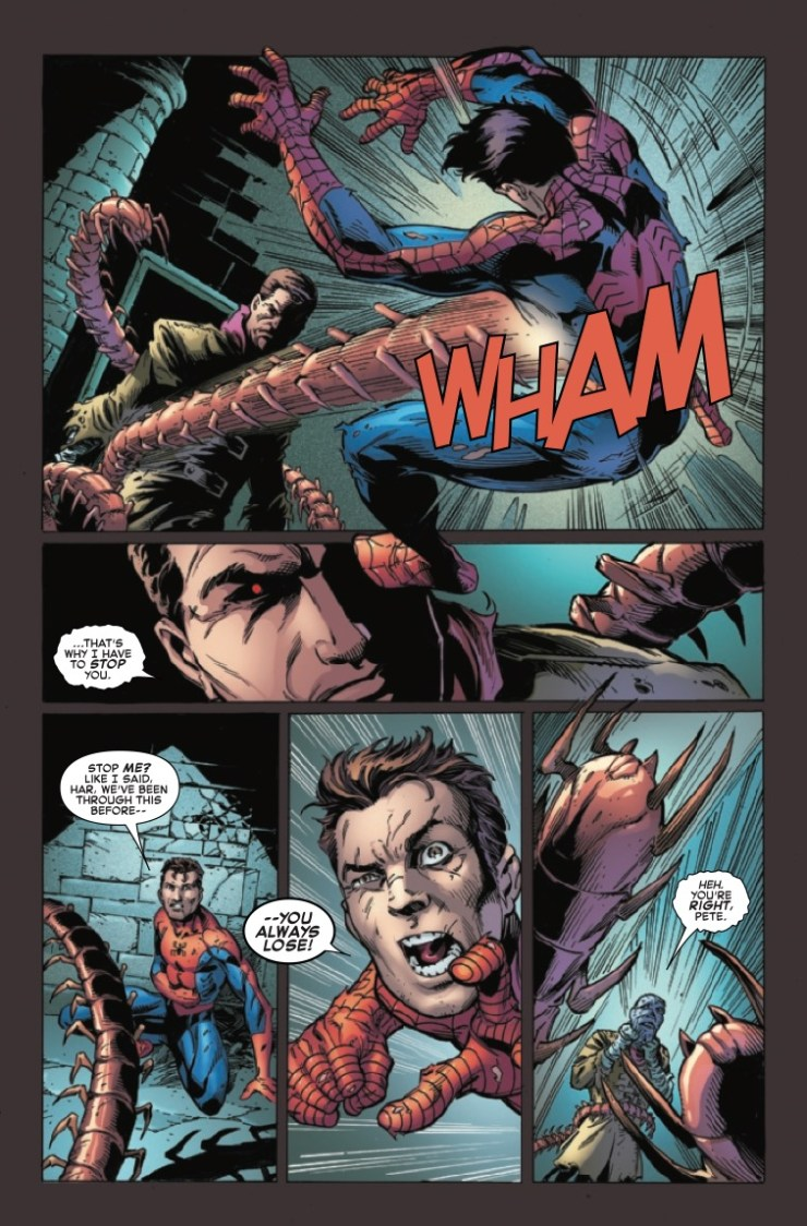 Marvel Preview: Amazing Spider-Man #54