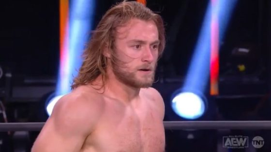 Independent standout Ben Carter officially signs with WWE