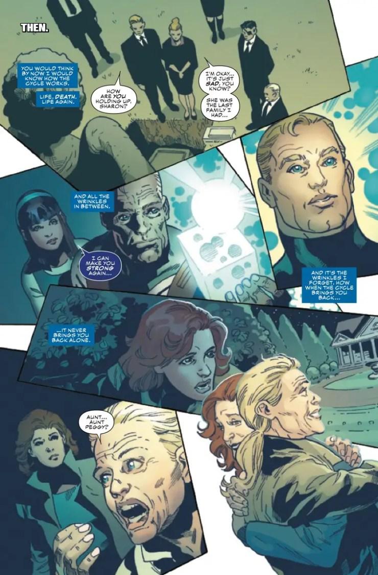 Marvel Preview: Captain America #26