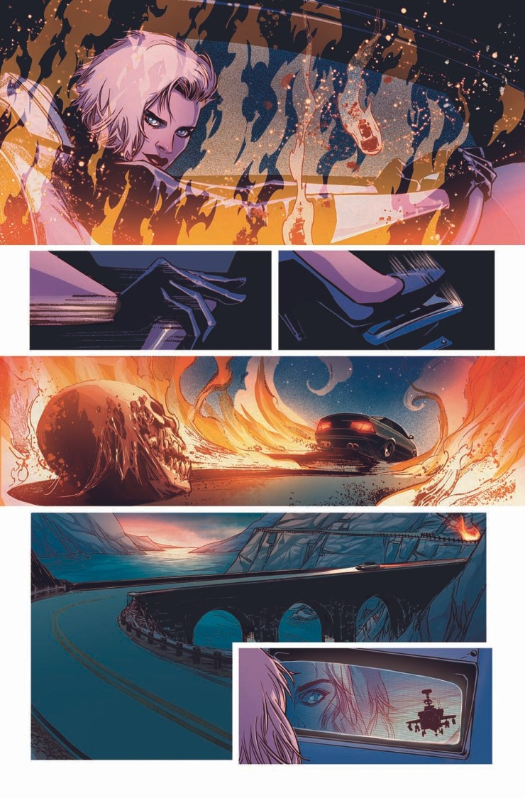 'Chariot' by Bryan Hill and Priscilla Petraites coming this March