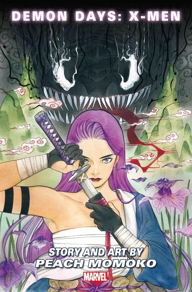 Peach Momoko for 'Demon Days: X-Men' #1
