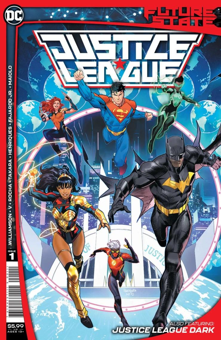 Future State: Justice League Dark #1