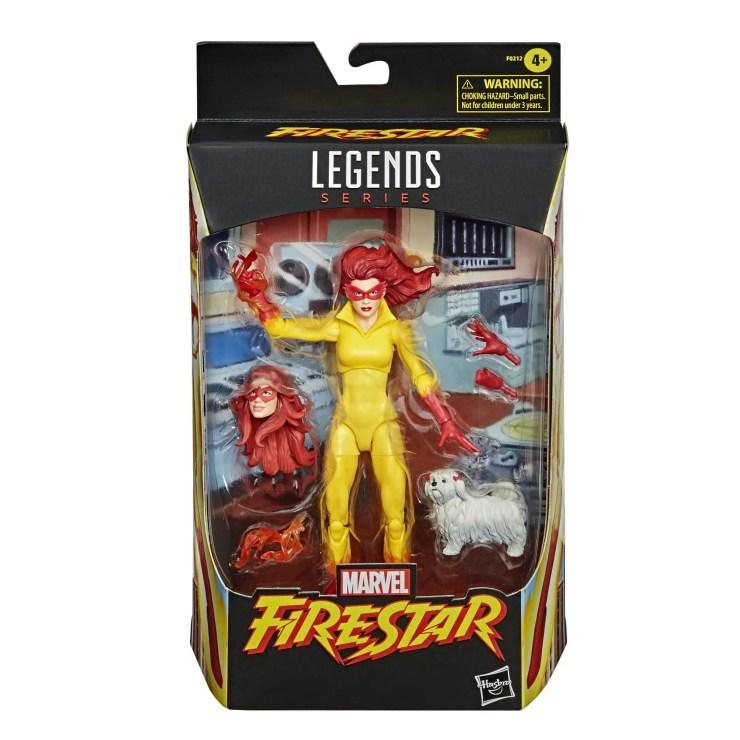 Marvel Legends Firestar
