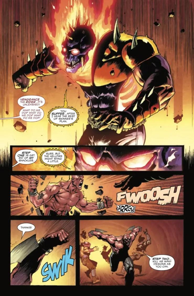 Marvel Preview: Ghost Rider: Return of Vengeance #1