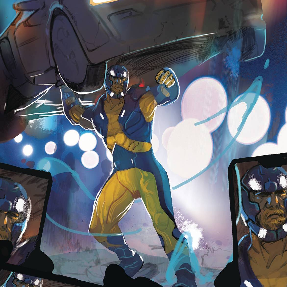 'X-O Manowar' #3 review