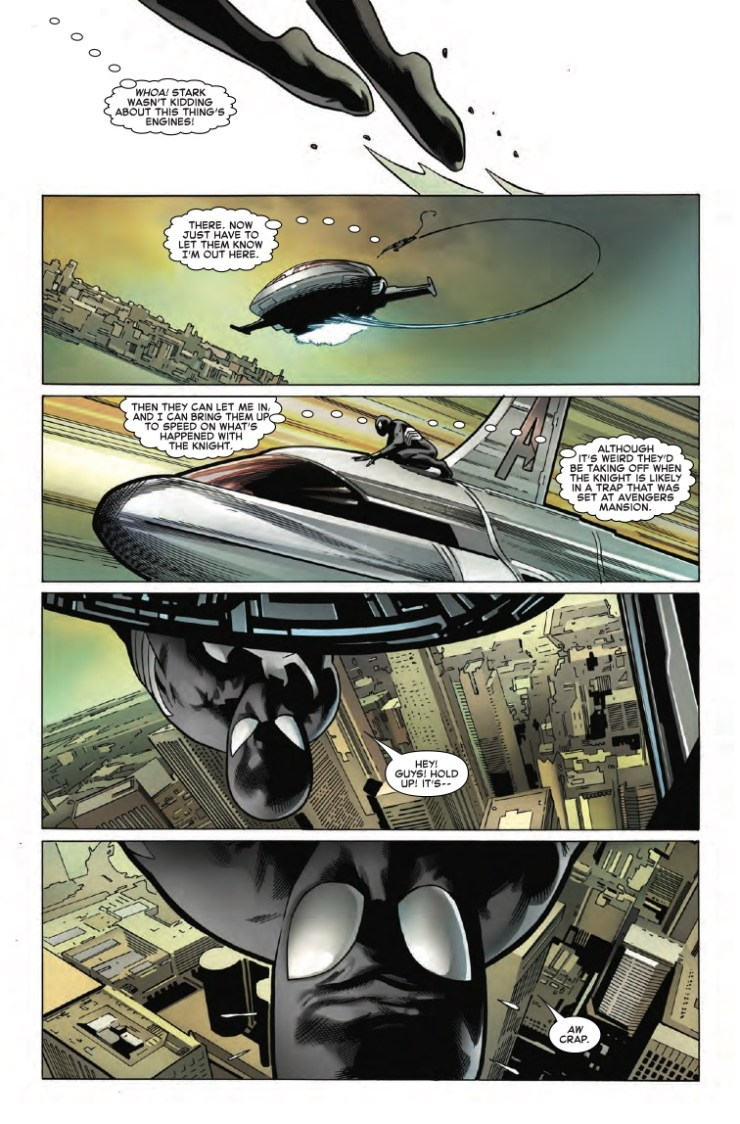 Marvel Preview: Symbiote Spider-Man: King In Black #3