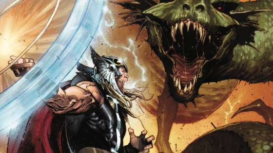 Marvel Preview: Thor #11