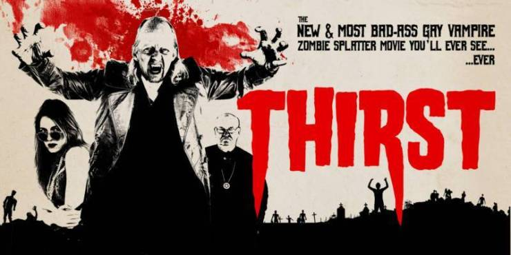 'Thirst' (2020) review: Bad ass gay vampire movie is bloody fun