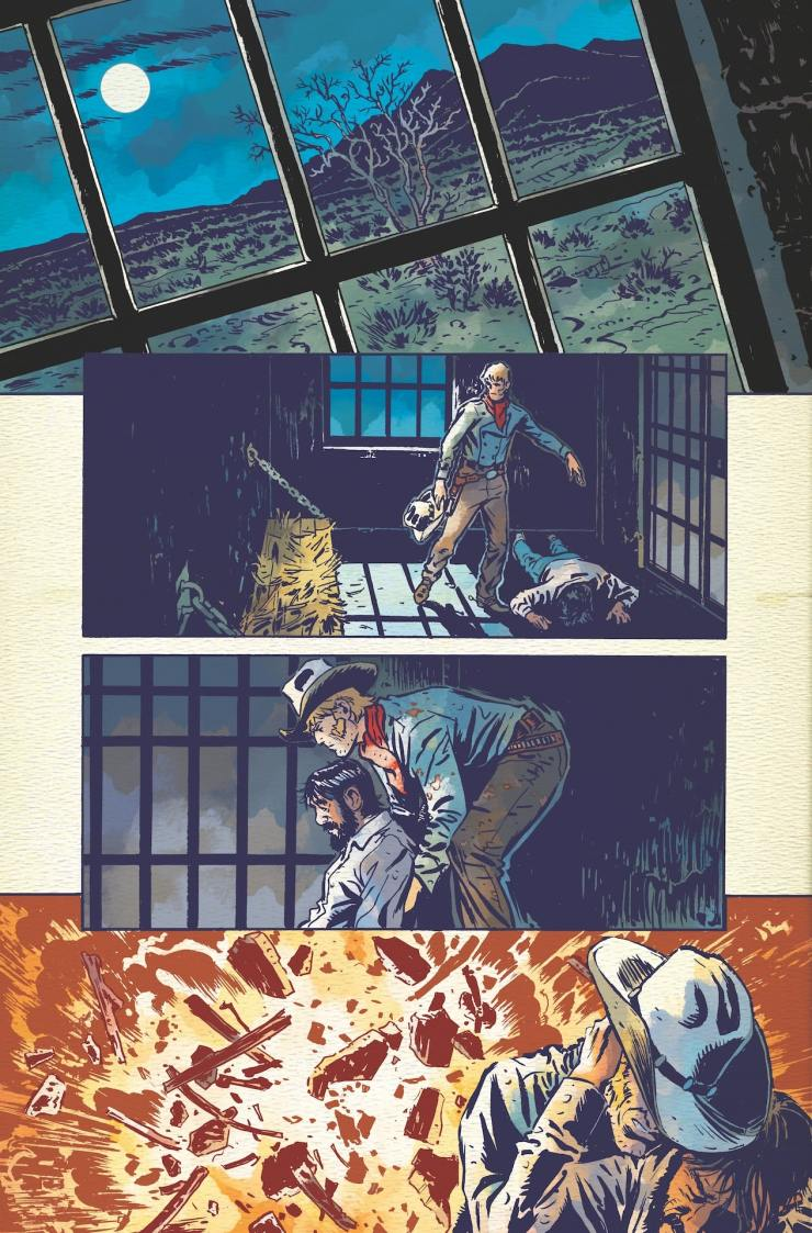 AfterShock First Look: Undone By Blood or the Other Side of Eden #1