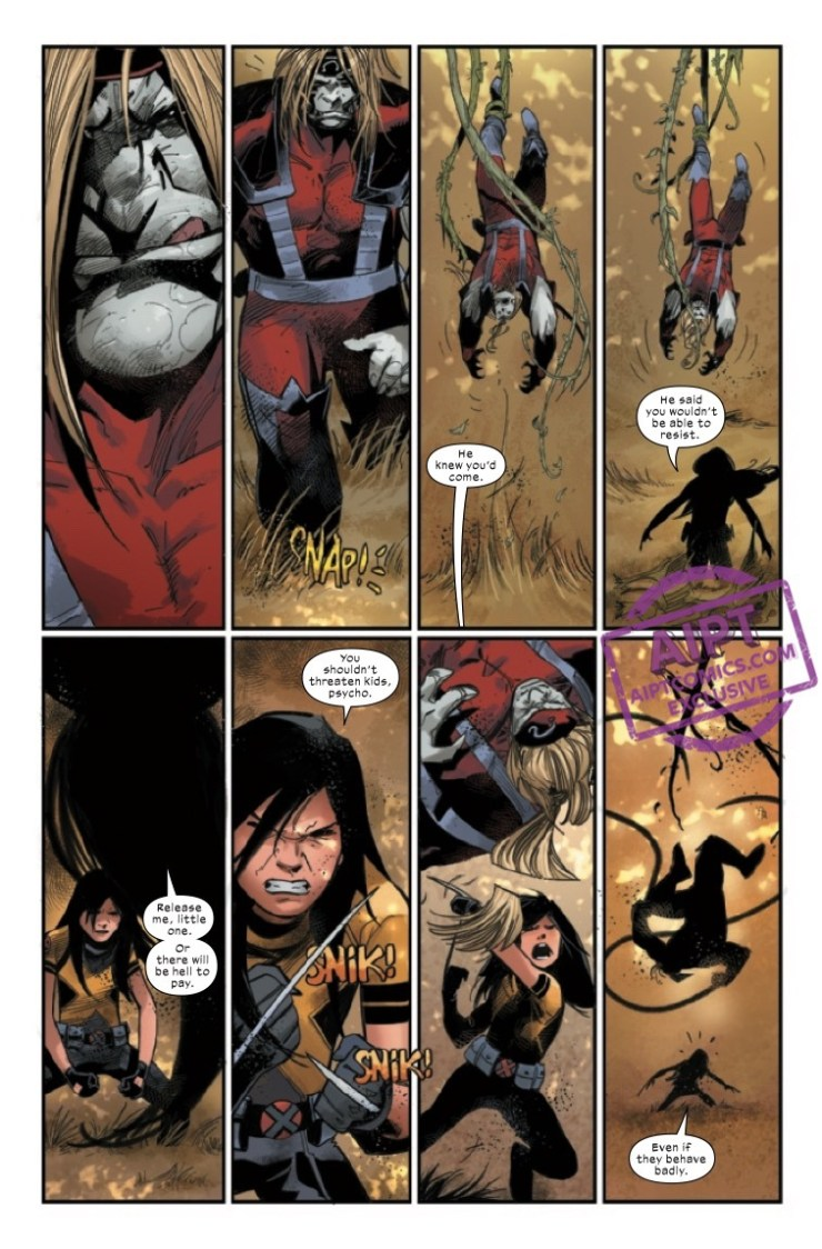 Wolverine #8 2020 Marvel Comics