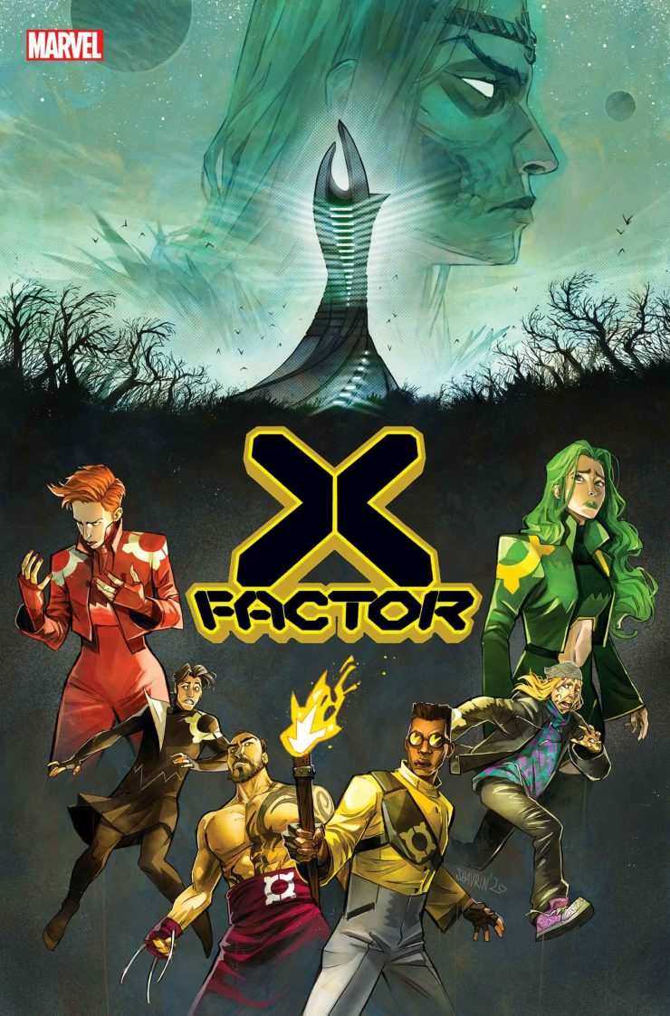 March Marvel Comics Solicitations 2021 X-Factor