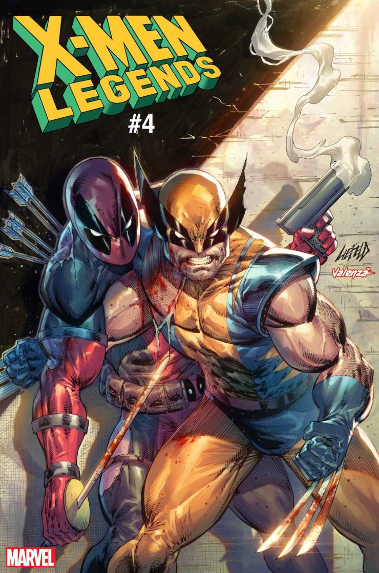 Rob Liefeld is back at Marvel with Deadpool 30th anniversary covers