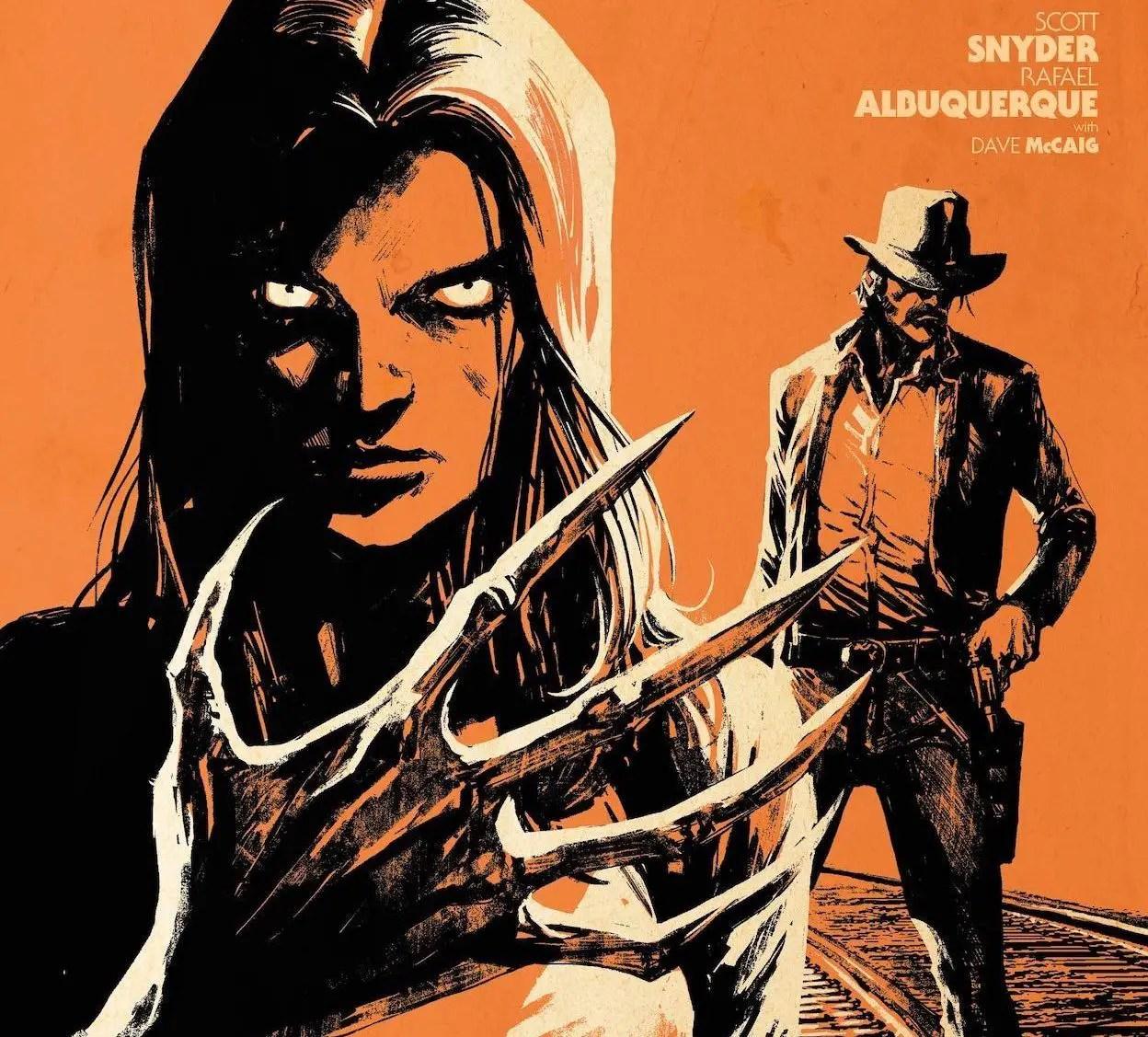 'American Vampire 1976' #3 review
