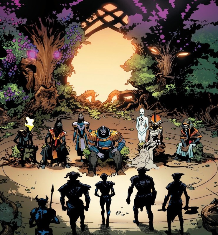 X-Men Monday #89 - Jordan D. White Reflects on 2020 and Teases 2021