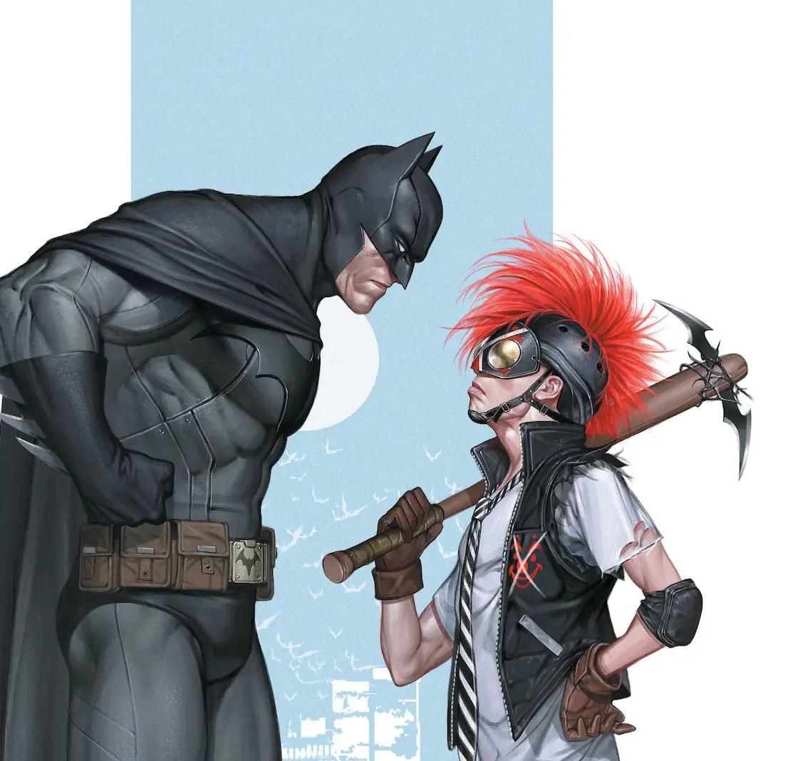 'Batman Annual' #5 review