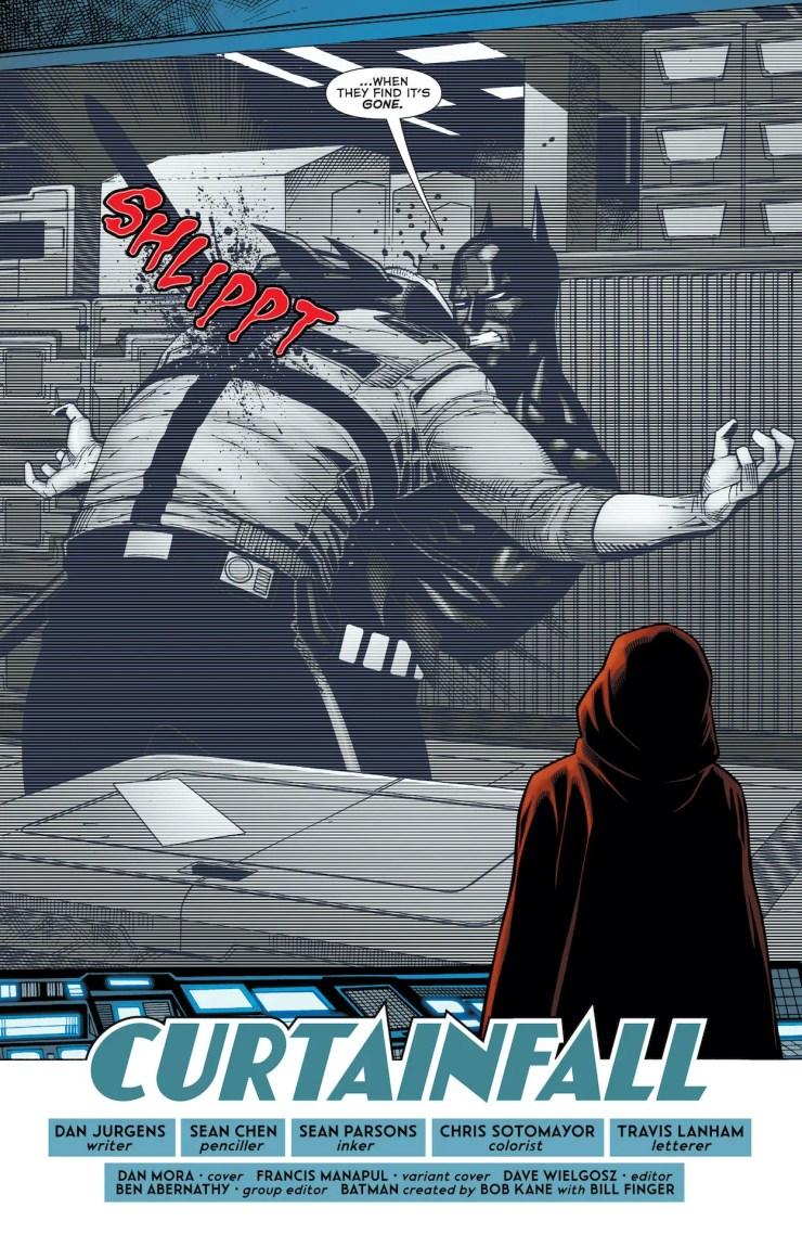 DC Preview: Batman Beyond #50