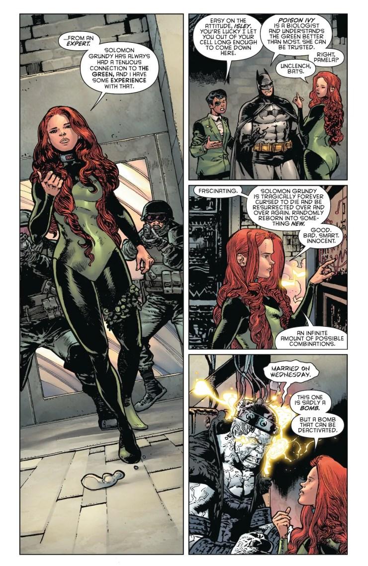 DC Preview: Batman/Superman #15