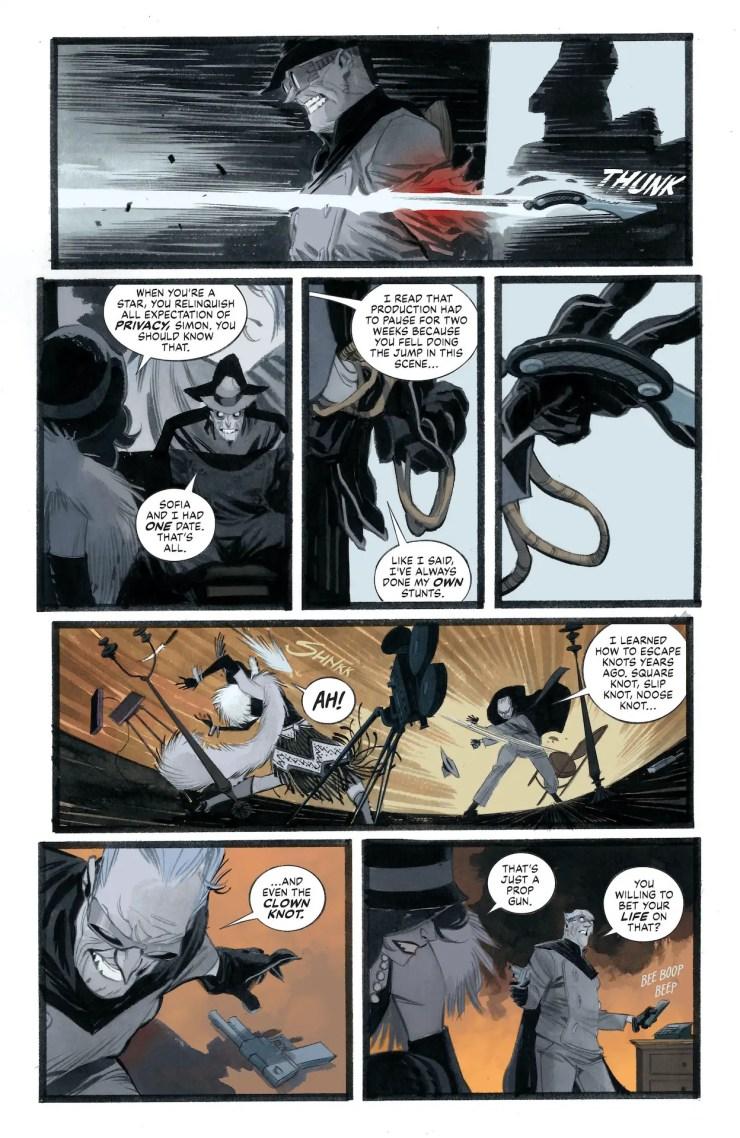 DC Preview: Batman: White Knight Presents: Harley Quinn #3