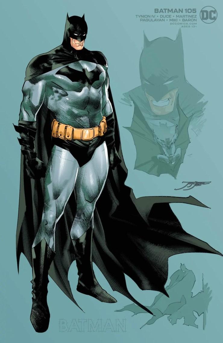 DC Preview: Batman #105