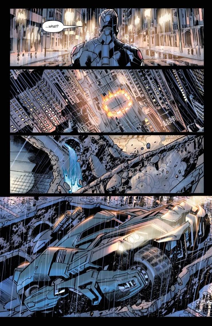 DC Preview: The Batman's Grave #12