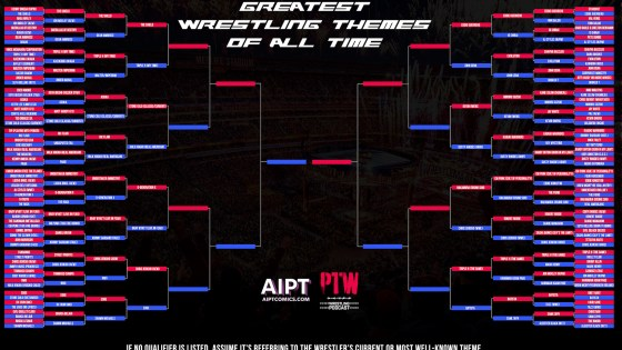 The Greatest Wrestling Themes of All Time: Round 4