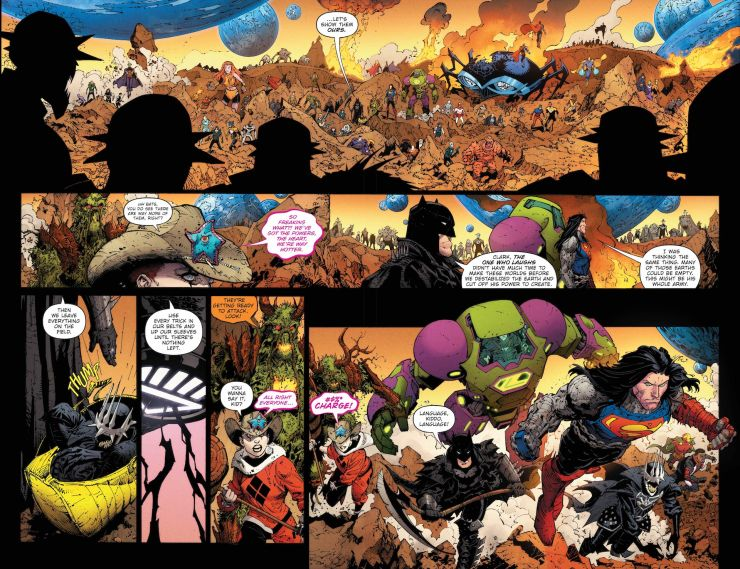 DC Preview: Dark Nights: Death Metal #6