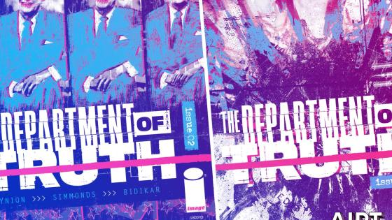 'The Department of Truth' #3 sells out and rushed back to print