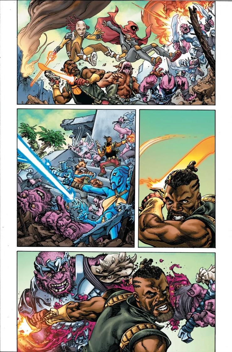 DC Preview: Future State: Green Lantern #1