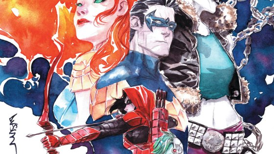 DC First Look: Future State: Teen Titans #1