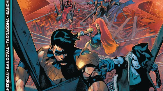 DC Preview: Future State: Teen Titans #1