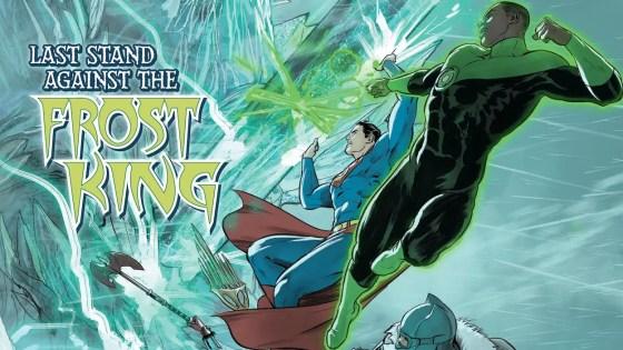 'Justice League: Endless Winter' #2 review: 'Endless Winter' part 9