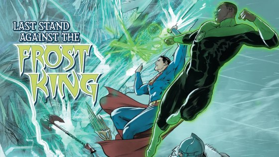 Justice League: Winter Special #2