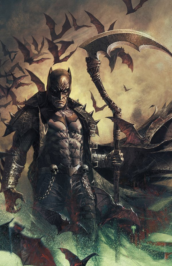 Dark Nights: Death Metal #7 variant Marco Mastrazzo