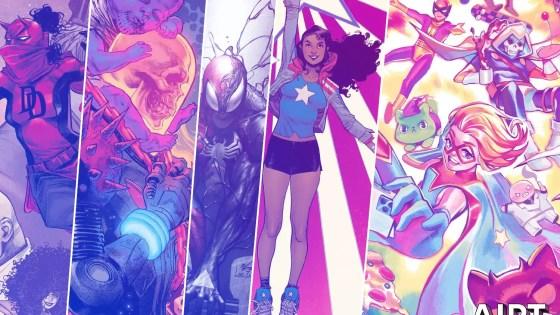 March 2021 Marvel Comics solicitations: Aliens reign supreme