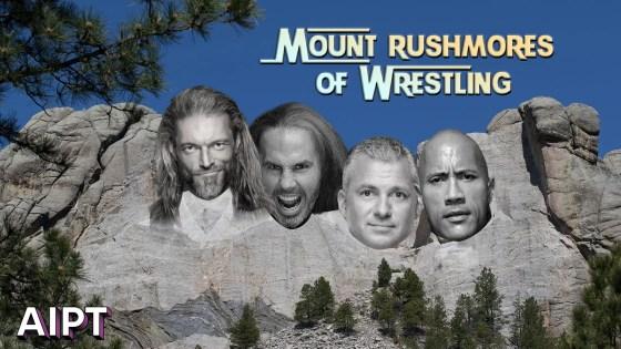 Mt. Rushmores of Wrestling: Surprise returns 2010-2020