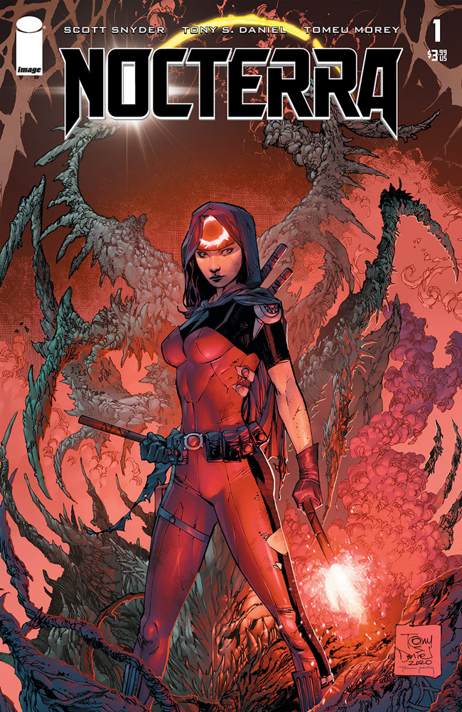 Image Comics sets March 2021 for Scott Snyder & Tony S. Daniel's 'Nocterra'