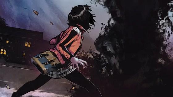 Image Comics to host Joe Henderson and Lee Garbett on 'Shadecraft'