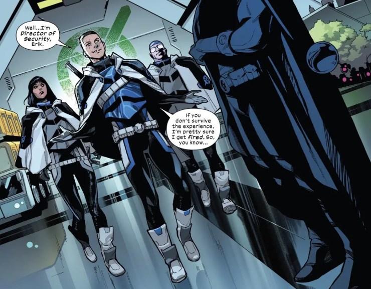 X-Men Monday #88 - Al Ewing Answers Your S.W.O.R.D. Questions