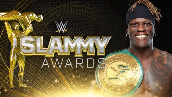 2020 WWE Slammy Awards results