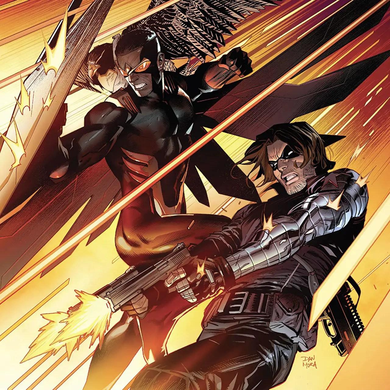 Falcon & Winter Soldier Vol. 1: Cut Off One Head