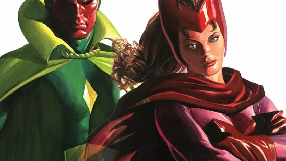 Vision and the Scarlet Witch: The Saga of Wanda and Vision