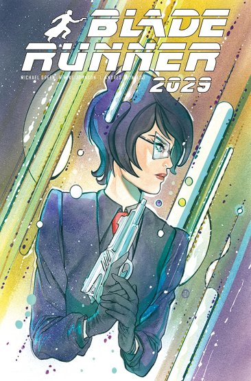 AIPT Comics Podcast Blade Runner 2029 #2