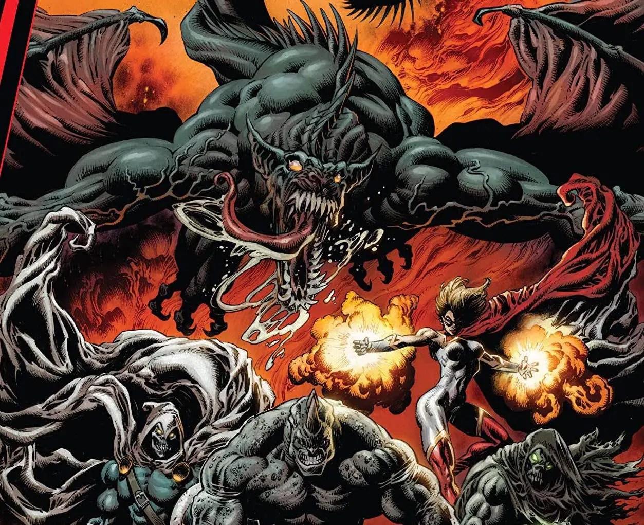 King in Black: Thunderbolts #1